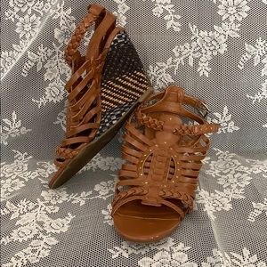 Guess brand wedges